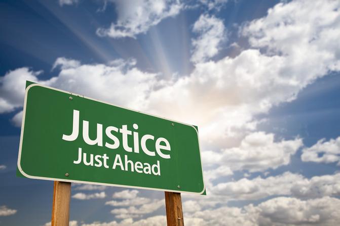 Justice Ahead
